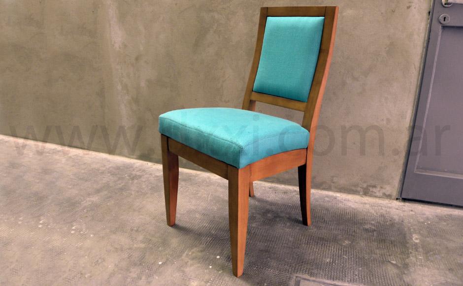 Silla urbana respaldo tapizado 01 dxxi for Tapizados de sillas modernas