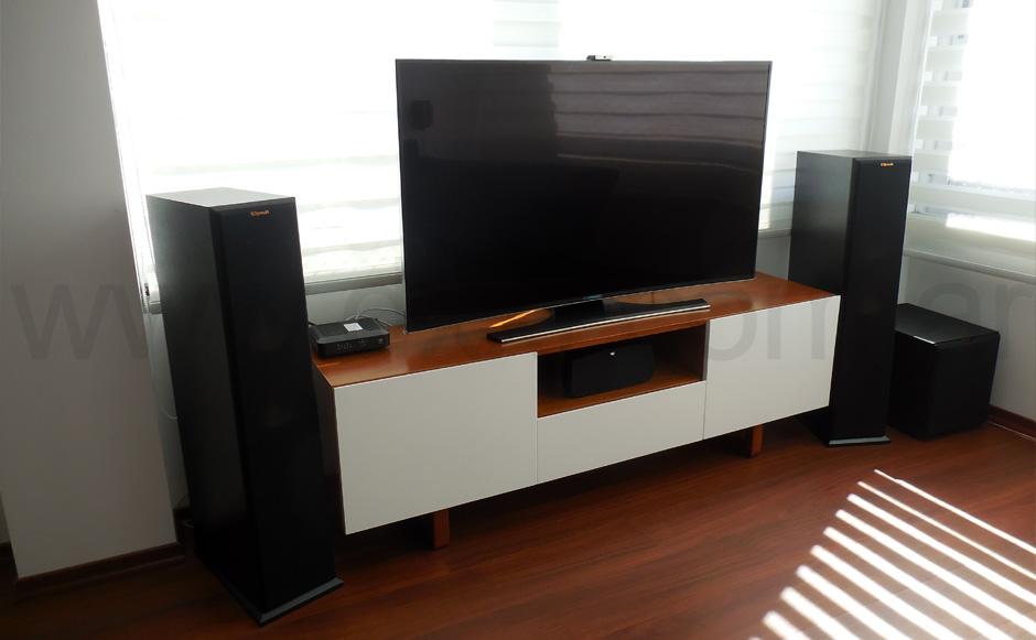 Mueble para TV Guemes