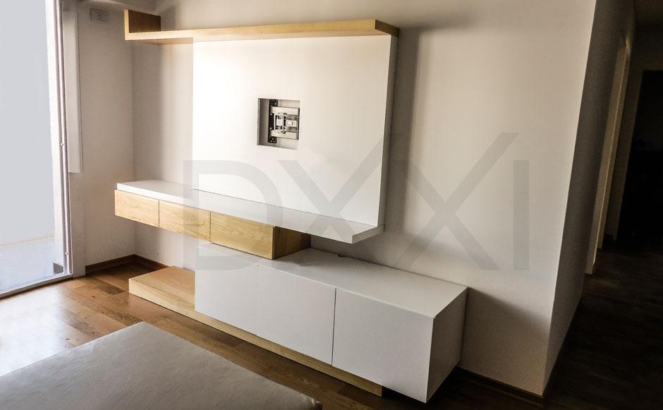 Mueble para TV ZigZag