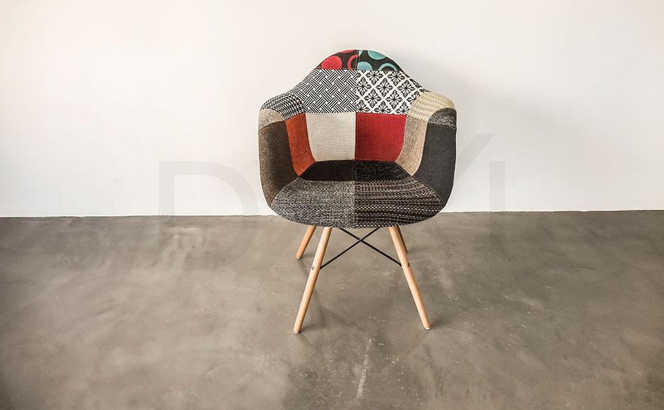 sillon Eames Patchwork - DXXI 02