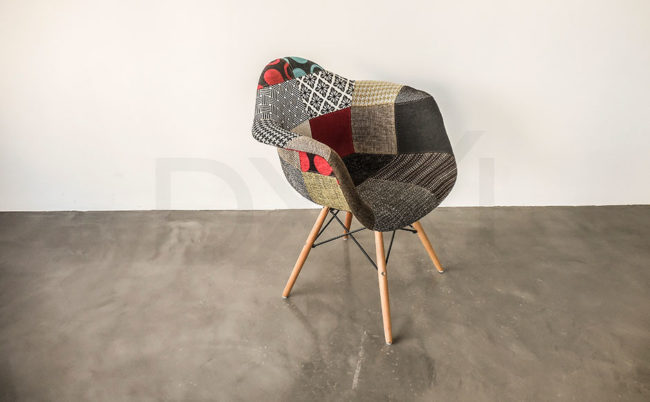 sillon Eames Patchwork - DXXI 01