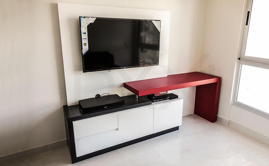 Mueble para TV a medida, Diaz Velez, DXXI