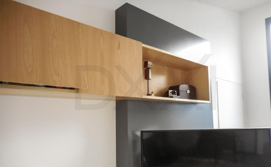 Mueble para TV modelo Jenga