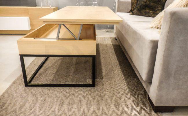 Mesa ratona Mecano rectangular DXXI 01