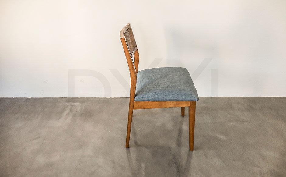 silla Hugo esterillada - DXXI 03