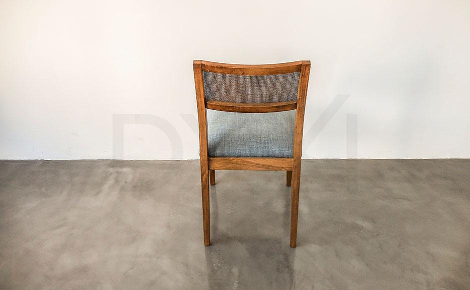 silla Hugo esterillada - DXXI 05