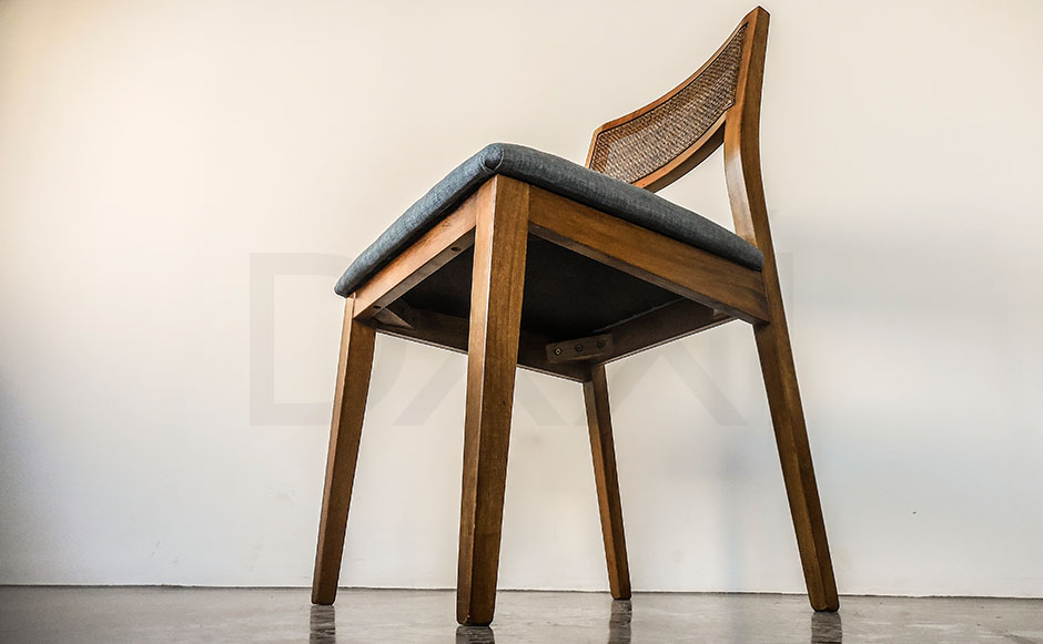 silla Hugo esterillada - DXXI 09