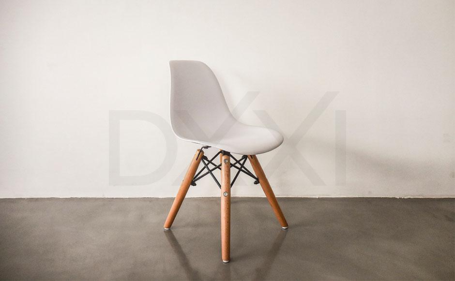 Silla Eames Kids, DXXI fabrica de muebles contemporaneos