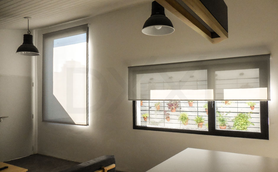 Cortinas roller a medida, DXXI 01